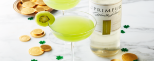 Cocktail artisanal de la Saint-Patrick