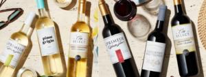 Sélection de vins estivaux