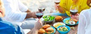 Vins faciles à boire pour les plaisirs d'été