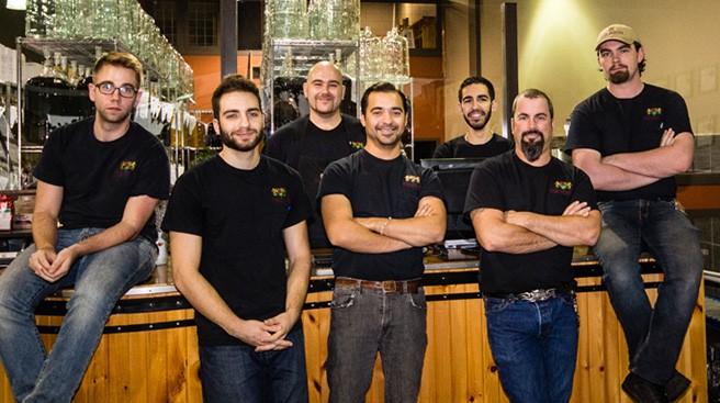 microvin winemaking team